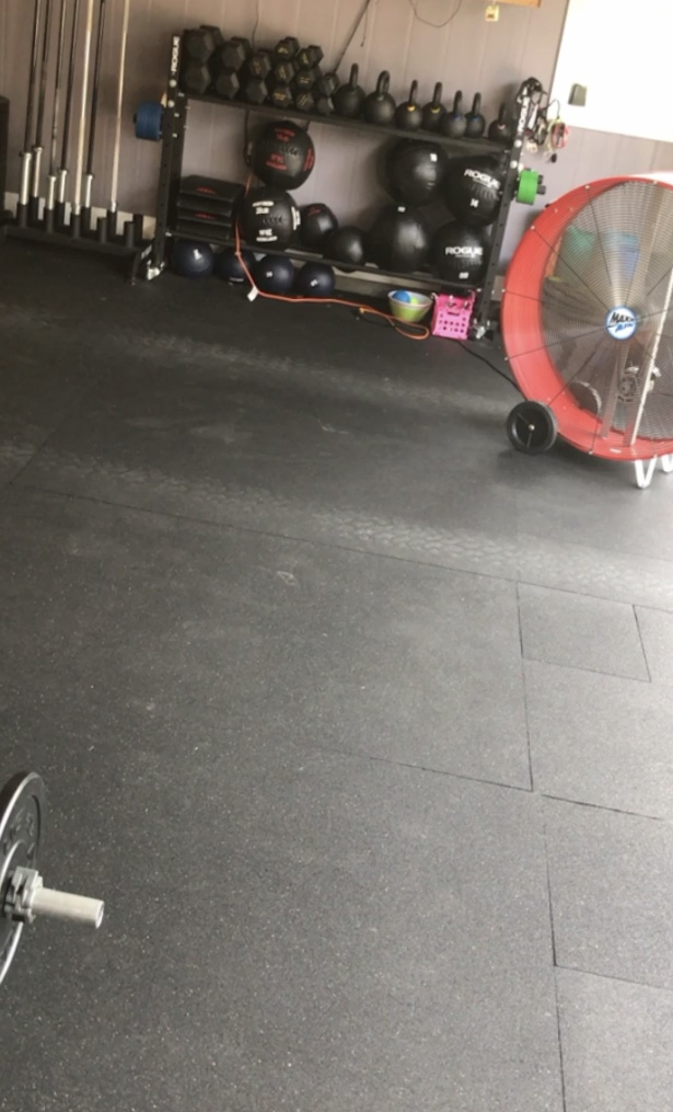 Cherry bomb garage gym lancaster ontario